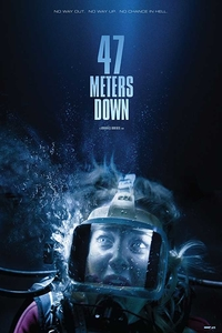 47 Meters Down (2017) Full Movie Download Dual Audio 480p