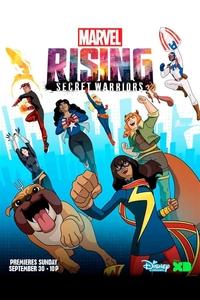 Marvel Rising: Secret Warriors (2018) Download Dual Audio (Hindi-English) 720p
