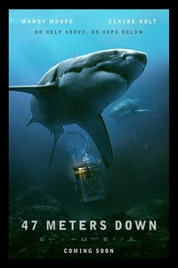 47 Meters Down (2017) Full Movie Download Dual Audio (Hindi-English) 1080p