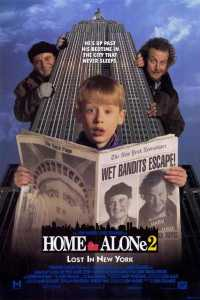 Home Alone 2: Lost in New York (1992) Download Dual Audio 480p 720p