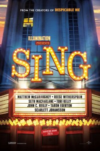 Sing (2016) Full Movie Download Dual Audio 480p