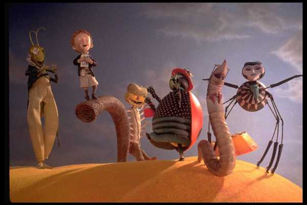 James and the Giant Peach Full Movie Download