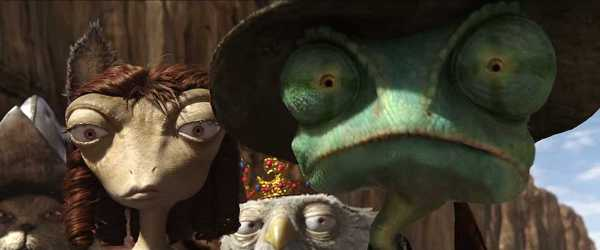 Rango 2011 HD 1GB Hollywood Dual Audio Movie 720p