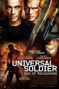 (18+) Universal Soldier: Day of Reckoning (2012) Full Movie Download Dual Audio 480p