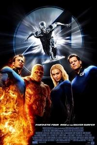 Fantastic 4 Rise of the Silver Surfer (2007) Download Dual Audio (Hindi-English) 480p 720p