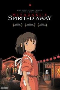Spirited Away (2001) Full Movie Downlod Dual Audio (Hindi-English) 480p