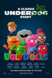 UglyDolls (2019) Full Movie Download English 720p HDRip