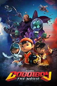 BoBoiBoy: The Movie (2016) Download Dual Audio in Hindi HDRip 480p 400MB | 720p 700MB