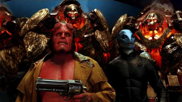 Download Hellboy 2 The Golden Army Full Movie Dual Audio