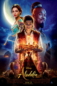 Aladdin (2019) Full Movie Dual Audio (Hindi-English) ORG 480p 720p 1080p HDRip