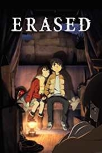 Download Erased (2016) {TV Animation Series} Hindi Dubbed 720p [200MB]