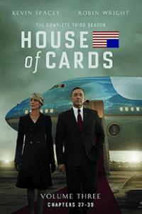 Download House of Cards (Season 3) Dual Audio (Hindi-English) 720p 250MB