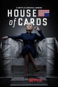 Download House of Cards (Season 1) Dual Audio (Hindi-English) 720p HD 550MB