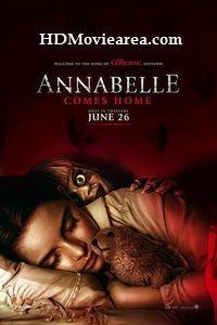 Annabelle Comes Home (2019) Multi Audio [Tel+Tam+Hin+Eng]  480p 300MB | 720p 950MB