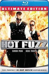 Hot Fuzz (2007) Full Movie Download (Hindi-English) 720p BluRay