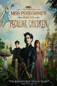 Miss Peregrine's Home for Peculiar Children (2016) Download (Hindi-English) BluRay 720p 900MB