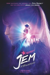 Jem and the Holograms (2015) Full Movie Download English BluRay 720p 950MB