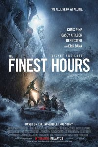 The Finest Hours (2016) Full Movie Download Dual Audio in Hindi BluRay 720p 950MB