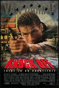 Knock Off (1998) Full Movie Download Dual Audio in Hindi BluRay 720p 790MB