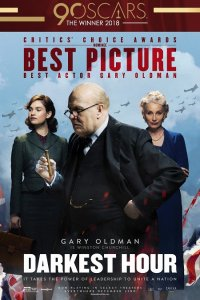 Darkest Hour (2017) Full Movie Download Dual Audio in Hindi BluRay 480p 450MB | 720p 1.1GB