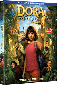 Dora and the Lost City of Gold (2019) Download Dual Audio Hindi BluRay 480p 450MB | 720p 800MB | 1080p 2GB