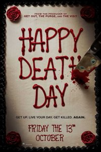 Happy Death Day (2017) Full Movie Download ORG Dual Audio in Hindi BluRay 720p 900MB