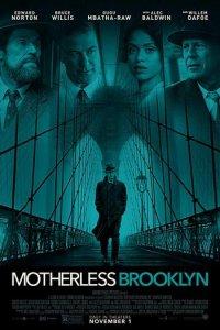 Motherless Brooklyn (2019) Full Movie Download English HDCAM 720p 1.2GB