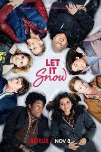 Let It Snow (2019) Full Movie Download Dual Audio in Hindi HDRip 480p 300MB   720p 950MB ESubs