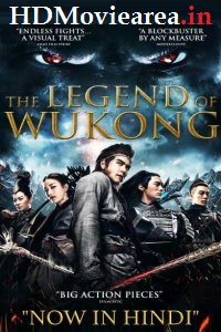 The Tales of Wukong (2017) Download Dual Audio in Hindi BluRay 480p 400MB |  720p 950MB