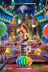 Hop (2011) Full Movie Download Dual Audio in Hindi BluRay 480p 400MB | 720p 800MB ESubs