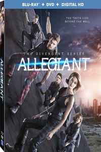 Download Allegiant (2016) Full Movie Dual Audio 480p 720p BluRay