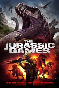 Download The Jurassic Games (2018) Movie Dual Audio 720p BluRay 900MB