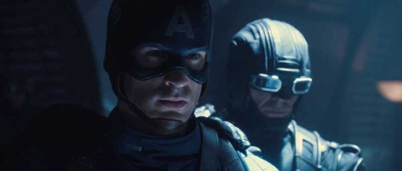 Captain America The First Avenger (2011) in Hindi