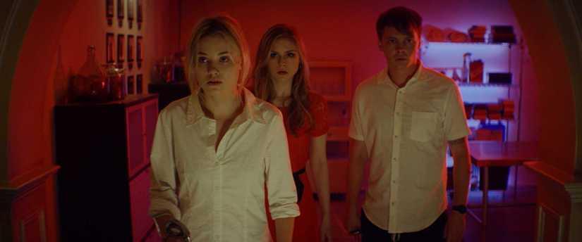 Monster Party (2018) Full Movie
