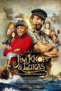 Jim Button and Luke the Engine Driver Full Movie Download