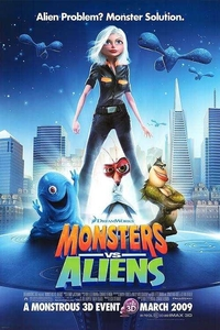 Monsters vs. Aliens Full Movie Download