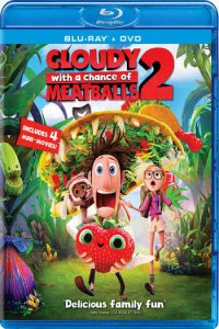 Download Cloudy with a Chance of Meatballs 2 Full Movie Hindi 720p