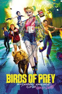 Download Birds of Prey Full Movie Hindi 720p