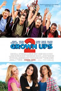Download Grown Ups 2 Full Movie Hindi 720p