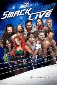 Download WWE Friday Night SmackDown 17 Jul Full Video 720p