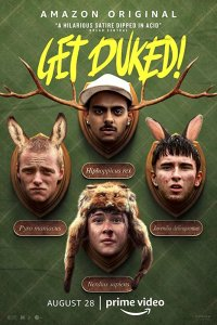 Download Get Duked Full Movie Hindi 720p