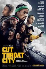 Download Cut Throat City Full Movie Hindi 720p