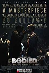 Bodied (2017) Full Movie Download in Hindi Dubbed 720p HDRip 1GB