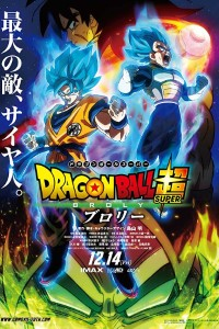 Dragon Ball Super: Broly (2018) Full Movie Download 720p HDRip 700MB