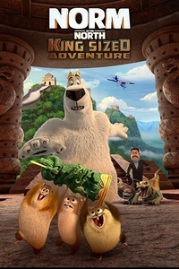 Norm of the North: King Sized Adventure (2019) Download English 720p ESubs