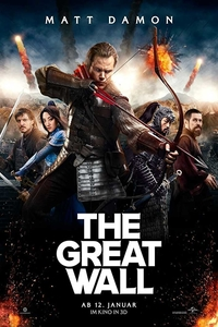 The Great Wall (2016) Full Movie Download Dual Audio 720p BluRay