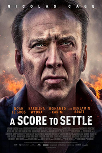 A Score to Settle (2019) Full Movie Download English 480p 720p HDRip ESubs