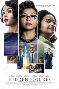 Hidden Figures (2016) Full Movie Download (Hindi-English) 720p BluRay