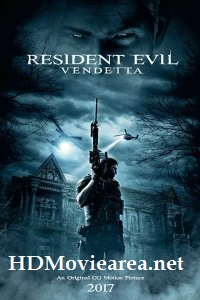 Resident Evil: Vendetta (2017) Full Movie Download (Hindi-English) 480p BluRay