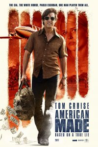 American Made (2017) Full Movie Download (Hindi-English) 1080p BluRay